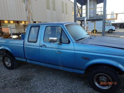 1992 FORD Extended CAB TRUCK - Does Not Run